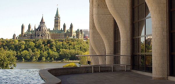 •	Ottawa ranked 1st in this year's QS Top 10 Student Cities